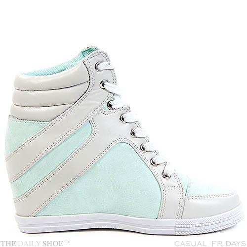 September Shoes 6: Mr Price Sneaker Wedges